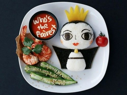 This woman's Disney food art is almost too amazing to eat (almost)
