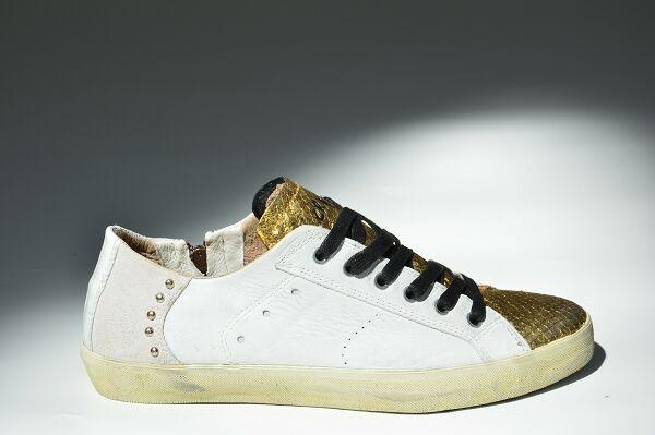 #Crime #Fashion - #Shoes #sneakers #gold #metallic  www.crime-fashion.com