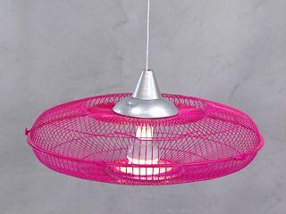 Manualidades y Artesanías | Lámpara con ventilador | Utilisima.com