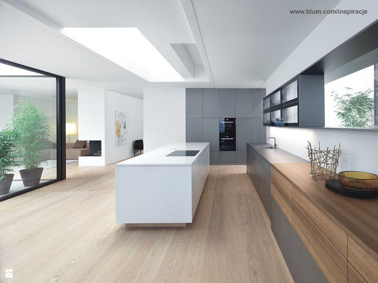Kuchnia styl Minimalistyczny - zdjęcie od Blum - Kuchnia - Styl Minimalistyczny - Blum