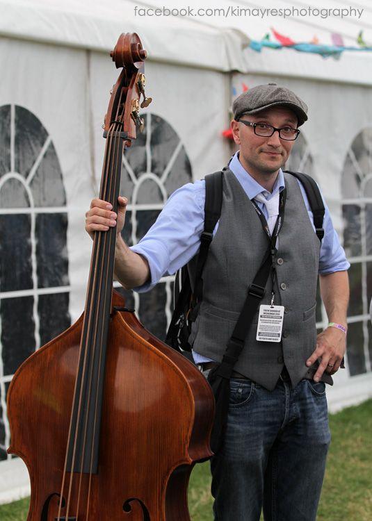 Roberto Cassani at The Wickerman Festival - 2014