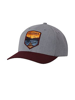 8615acd05ba Columbia Trail Essentials Snap Back Hat