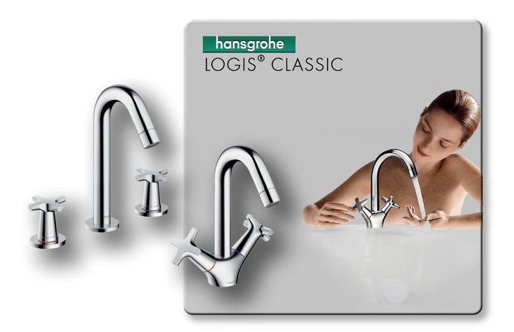 Вентильные смесители для раковины и мойки из новой коллекции Logis Classic от Hansgrohe обеспечат вам неповторимое удобство на кухне и в ванной комнате. Отметка ComfortZone означает, что вся арматура линии спроектирована в согласии с концепцией «комфортного пространства», разработанного производителем: комфорт для мытья рук и простая плавная регулировка в любых условиях – вот что такое Hansgrohe ComfortZone.   http://www.santehmag.ru/category/smesiteli-hansgrohe-logis-classic/
