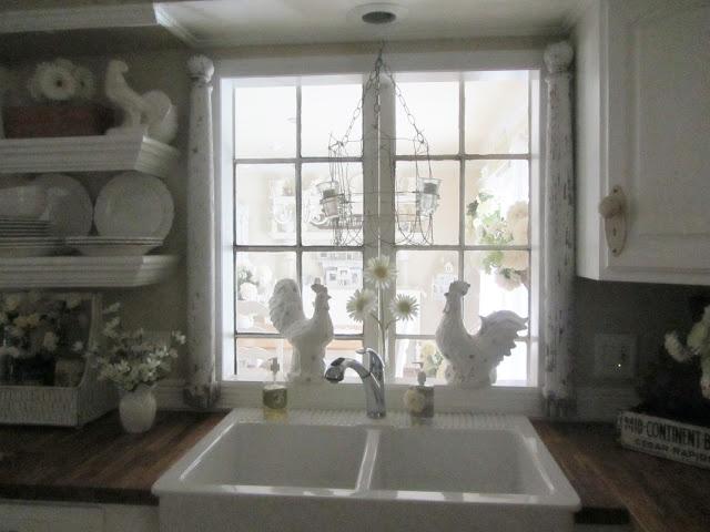 Sink : Junk Chic Cottage