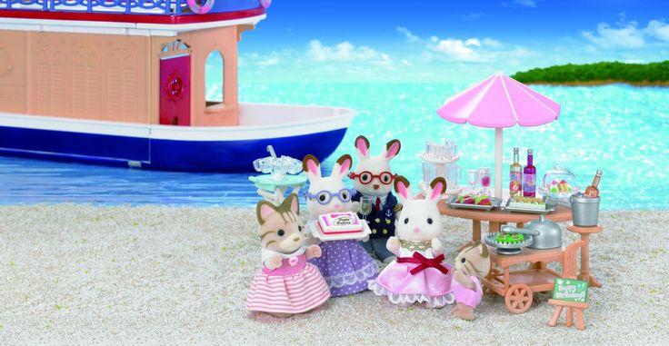 """Η γιαγιά της οικογένειας Chocolate Rabbit είναι μια """"γλύκα"""". ♥"""