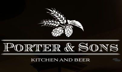 Porter & Sons נולדה להיות בית לבירות בוטיק ישראליות, לקדם את קונספט שתיית הבירה לצד אוכל בארץ ולתת לכם הזדמנות ליהנות מבירה כמו שאתם יודעים וגם קצת אחרת. במקום מוגשים 50 סוגי בירה מהחבית ועוד 70 סוגי בירה בבקבוק.