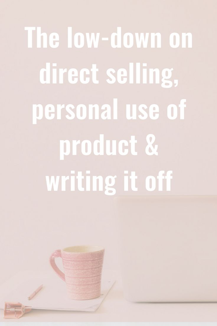 If you're a direct seller or multi-level marketer, but you've received some conflicting advice about what expenses you can write off as direct seller tax deductions, I have a checklist of Direct Seller Tax Deductions for you.