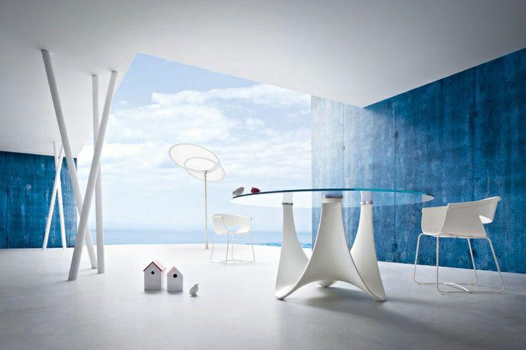 Coral reef... Il tavolo giusto per godere dello splendido paesaggio che ci circonda http://www.idfdesign.it/tavoli-giardino/coral-reef-round-table.htm ( Coral reef ... The table just to enjoy the beautiful landscape that surrounds us ) http://www.idfdesign.com/garden-tables/coral-reef-round-table.htm [ #design #designfurniture #RobertiRattan #Roberti #tavolo #table ]