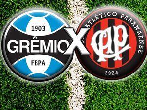 Gremio x Atletico Paranaense Jogo Grêmio x Atlético Paranaense Ao Vivo