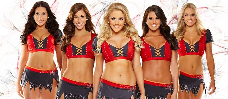 Official Site of the Tampa Bay Buccaneers   Cheerleaders