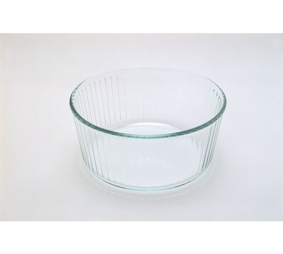 Buy Pyrex 21cm Glass Souffle Dish at Argos.co.uk - Your Online Shop for Oven to tableware, Cookware, Cooking, dining and kitchen equipment, Home and garden.