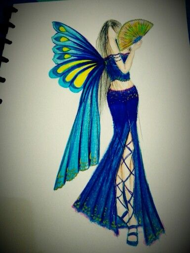 Blue fairy..