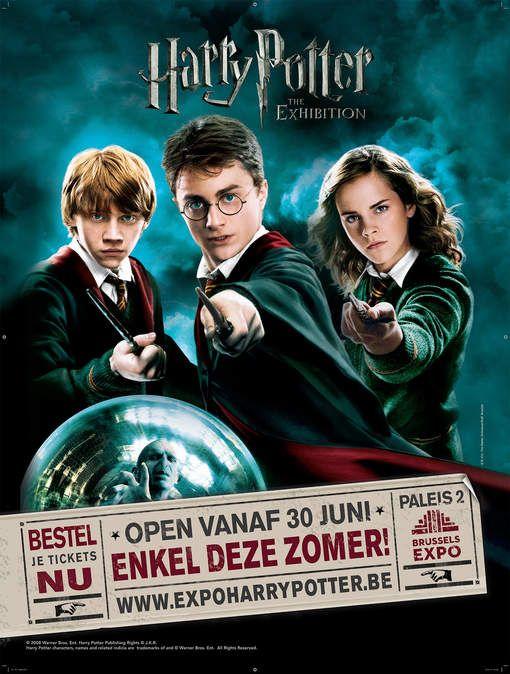 Op 30 januari 2016 raakte bekend dat 'Harry Potter The Exhibition' zijn langverwachte intrede zou maken in ons land. Vanaf 30 juni kunnen de fans terecht in onze hoofdstad voor een onvergetelijke ervaring! De expo bevat naast allerlei rekwisieten waaronder kleding en gebruiksvoorwerpen ook gehele ruimtes die menig Harry Potter liefhebber wel  zal herkennen uit één van de 8 films. Ik als grote HP fan zou er alles voor over hebben om zo een ticket te bemachtigen!