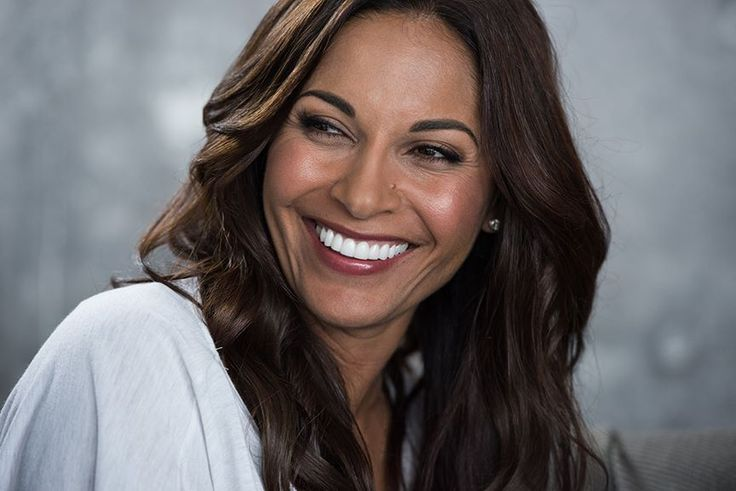 Salli Richardson-Whitfield // #WCW #Stitchers