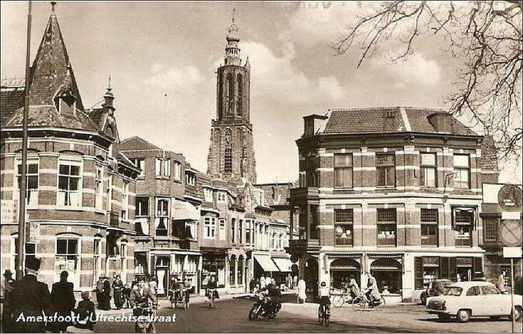 Amersfoort: Utrechtsestraat (1960)