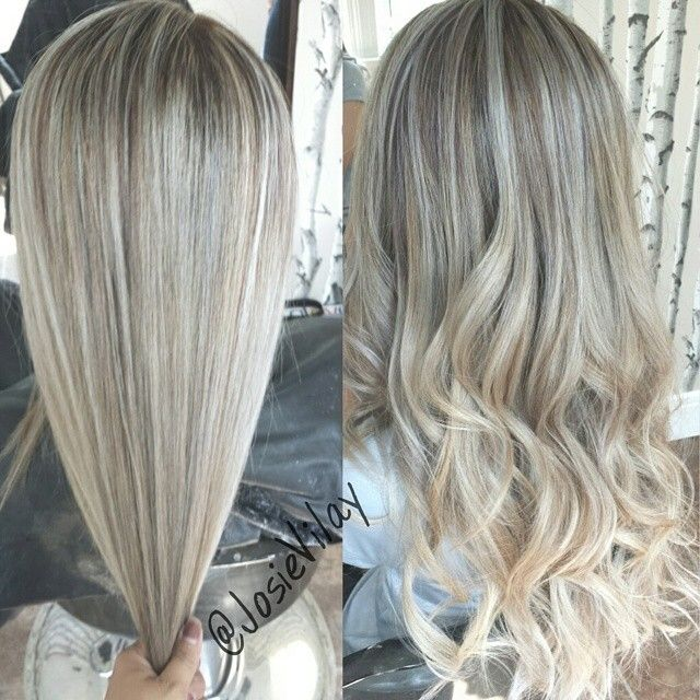 Obsessed with this color! In the process of getting to this color