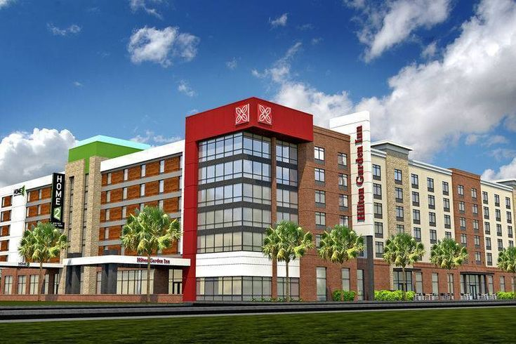 Hilton Worldwide Brings Columbia, S.C. its First Dual-Branded Property