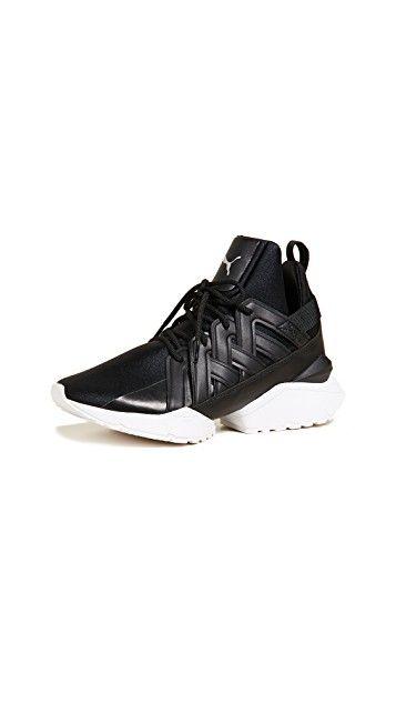 PUMA Muse Echo Satin EP Sneakers e5d2f58d8