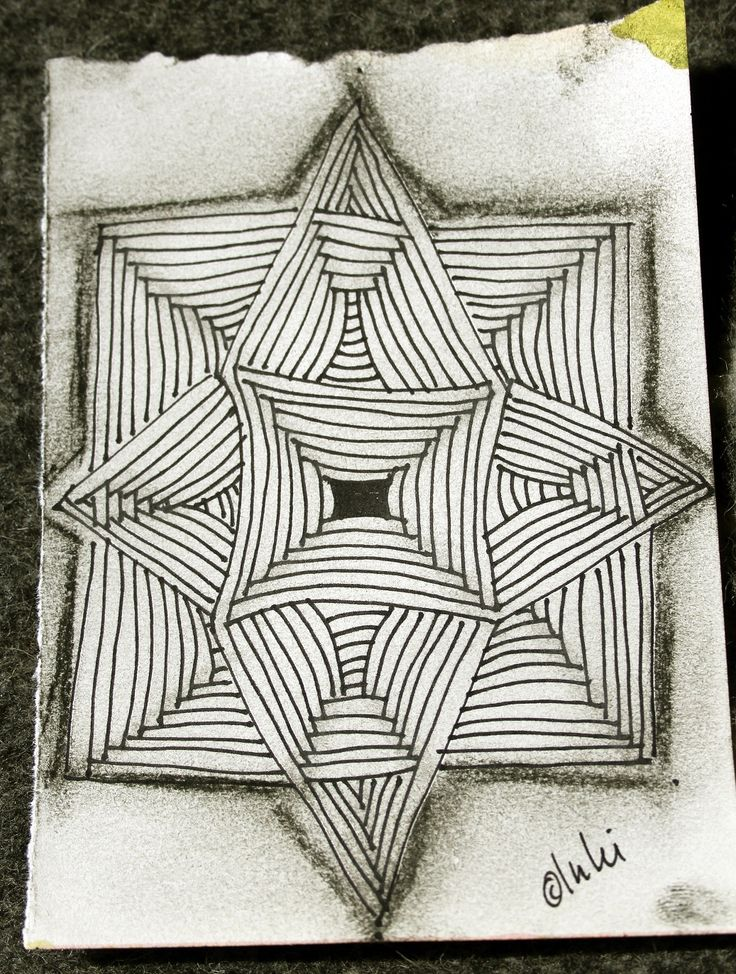 Star tangle