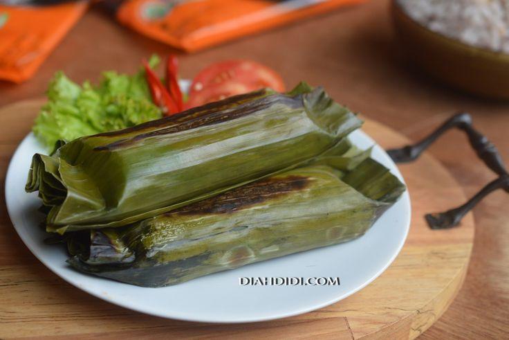 Diah Didi's Kitchen: Nasi Bakar Kongbap Isi Bandeng Presto Pedas