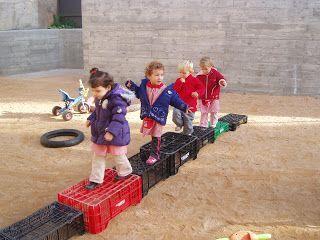 Escoles Bressol Municipals de Cervelló: EL PATI