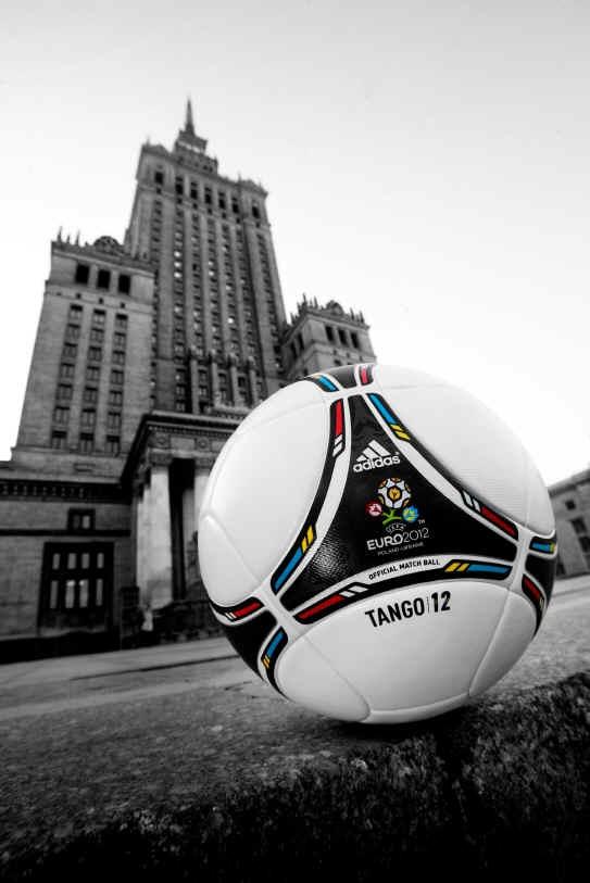 ADIDAS Tango 12 Soccer Ball (official euro 2012)