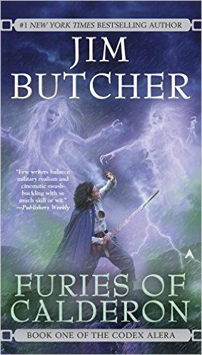 If you love Game of Thrones, check out Furies of Calderon by Jim Butcher.