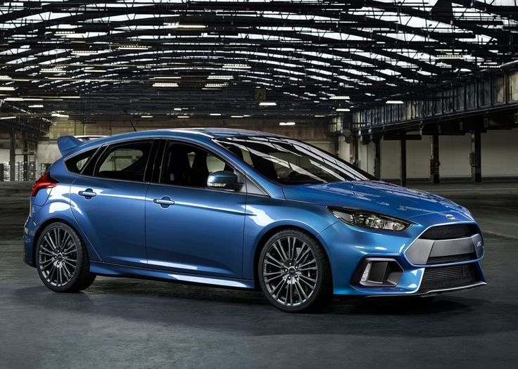 2016 Ford Focus RS Design