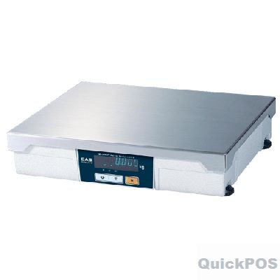 Point of SALE in CAS PD-II-30 Interface Scale 30Kg x 10g Weighing Scale at Best Prices. Quickpos is leading online seller in POS Systems in Australia..! https://www.quickpos.com.au/interface-scale-cas-pd2-30