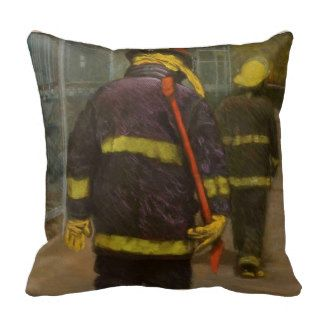 Accomplished Duty2 Pillows