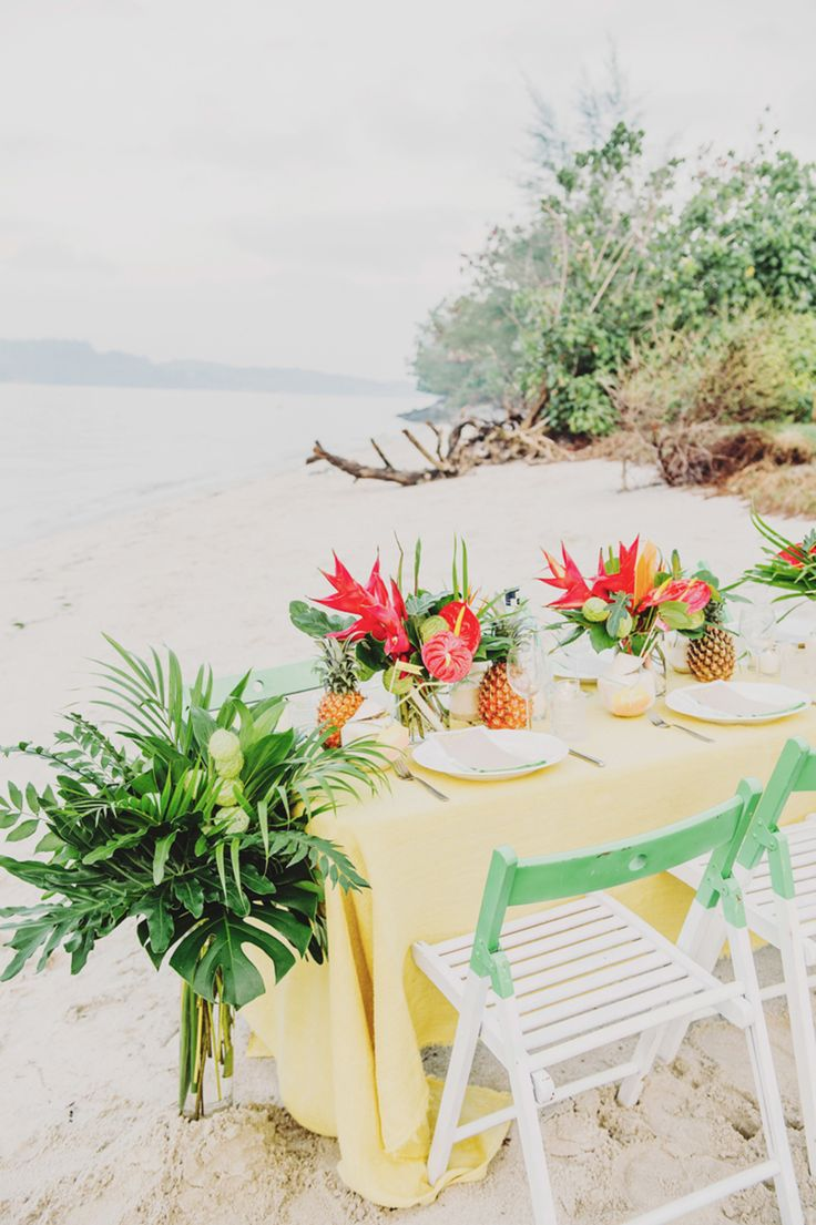 100 best Tropical Inspired images on Pinterest | Tropical weddings ...