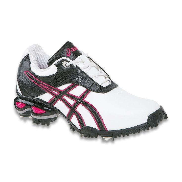 ASICS Women's GEL-Linksmaster Golf Shoes P082Y #ASICS #Golf