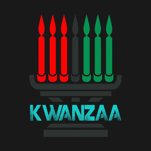Check out this awesome 'Happy+Kwanzaa+1+t-shirt' design on @TeePublic!