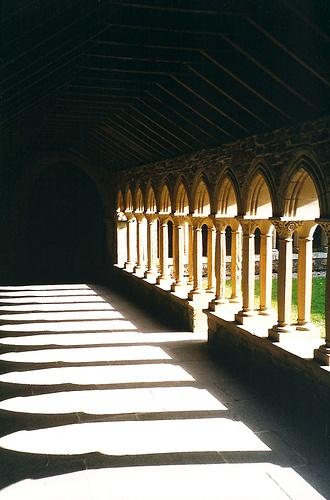 Iona Abbey, via Flickr.