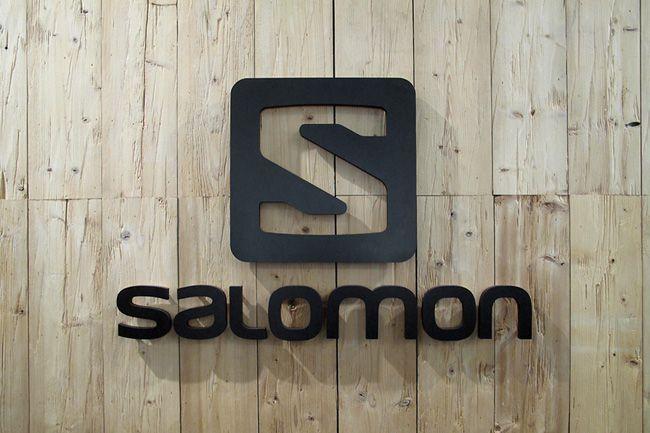 Nouveau logo Salomon : retour vers le futur. — La Créa Française