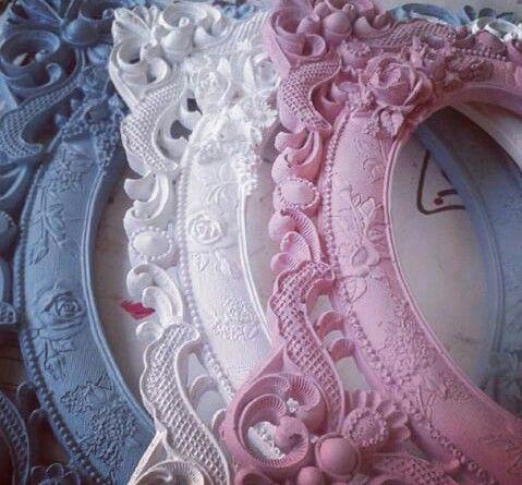 Polyester boyama çerçeve