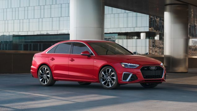 Every 2021 Audi A4 Will Get Awd And At Least 200 Hp Standard It Was Only A Year Ago When Audi Unveiled The Refreshed Audi A4 But Audi Audi A4 Audi A4 Price