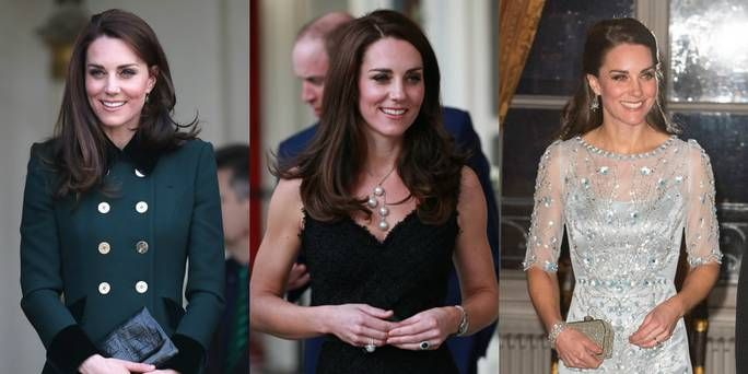Kate Middleton dazzles in Paris with three outfit changes within hours