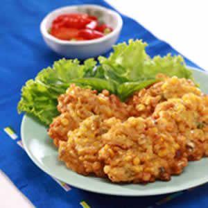 resep bakwan jagung renyah - http://resep4.blogspot.com/2013/04/resep-bakwan-jagung-renyah.html