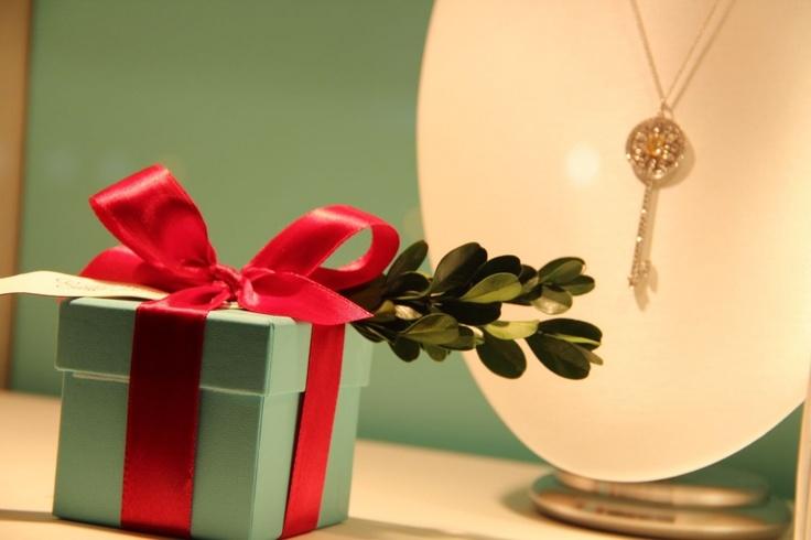 Ya es Navidad en Tiffany Madrid