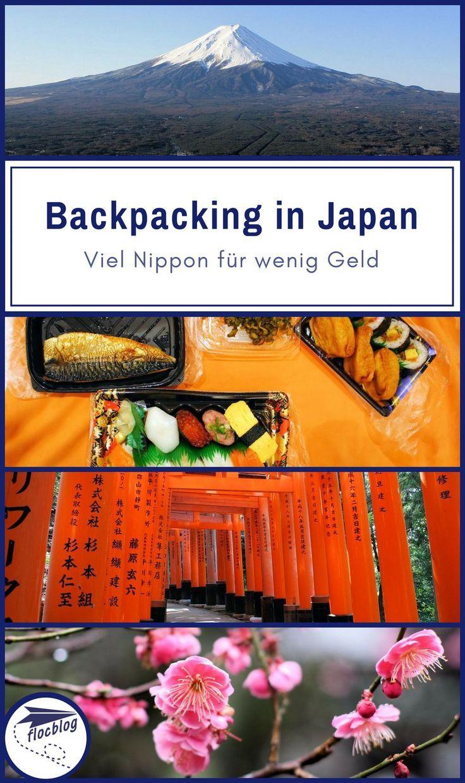 Backpacking Spartipps: Viel Japan für wenig Geld