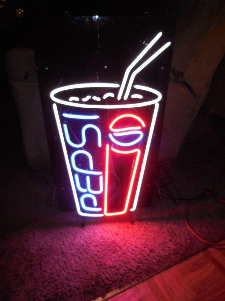 Pepsi Neon Sign Neon Sign for Sale - Hanto Neon Sign – Hanto neon sign