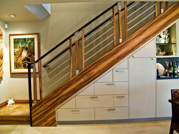 Residential Staircase Gallery  Wenge Wood, Seattle Stair And Design