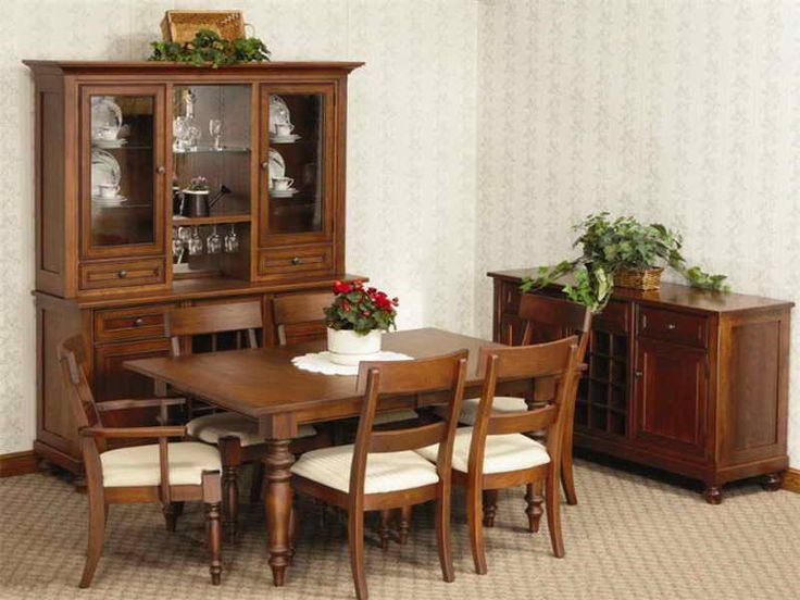 10 best Dining Room images on Pinterest | Amish furniture, Dining ...