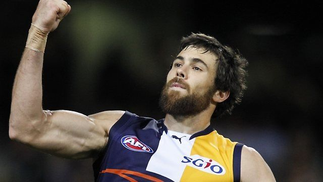 Rnd 8 2014. West Coast Eagles smash GWS and 11 goals for JK