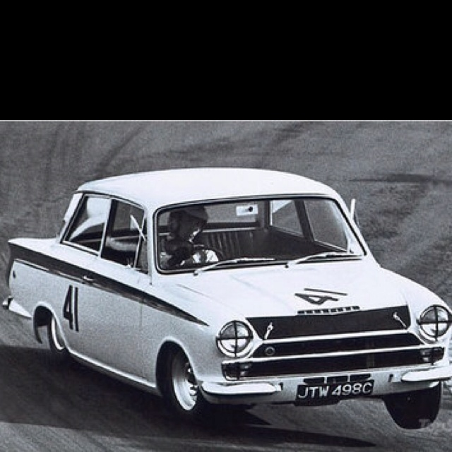 lotus cortina take a two door ford family car and get