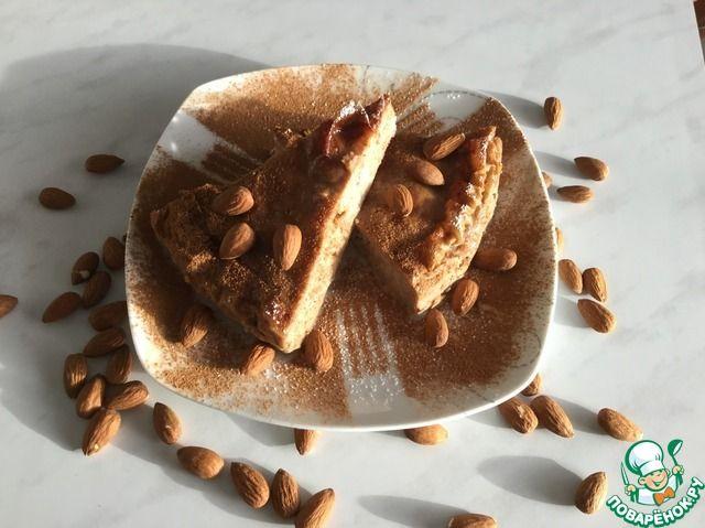 """Банановый пирог из греческого теста """"Розочка"""" ингредиенты"""
