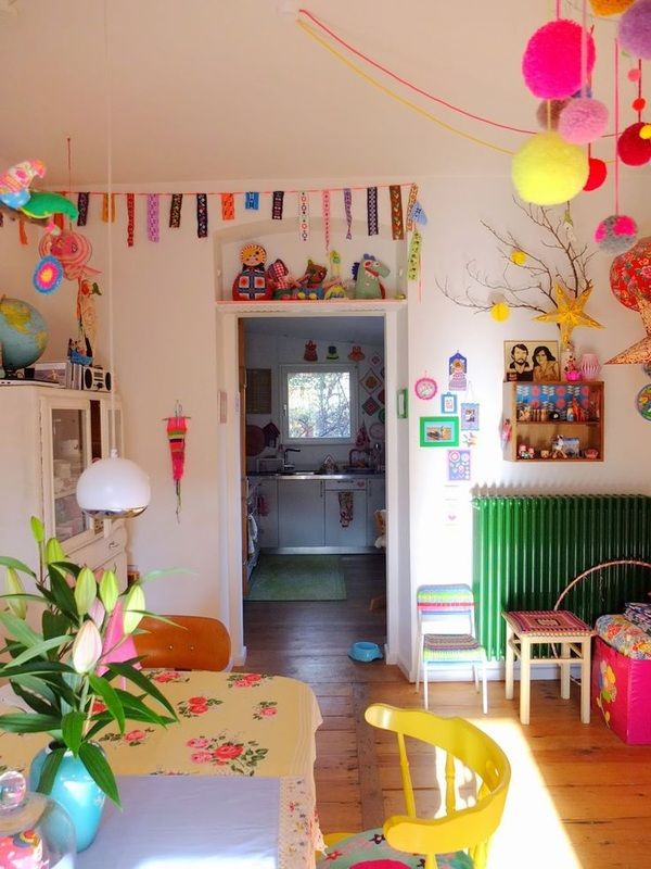Colorful Rooms 143 best bohemian kids rooms images on pinterest | bohemian kids