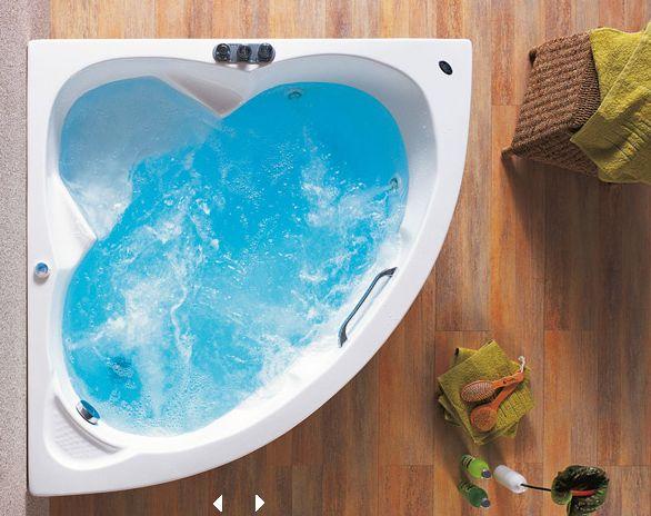 γωνιακή μπανιέρα υδρομασάζ-Πολυσύνθεση