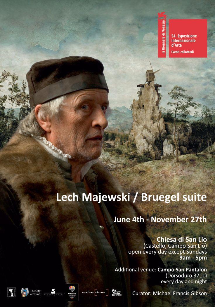 Lech Majewski | Młyn i krzyż | Poster